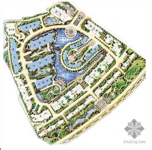 南通某住宅项目建筑设计与规划建议书
