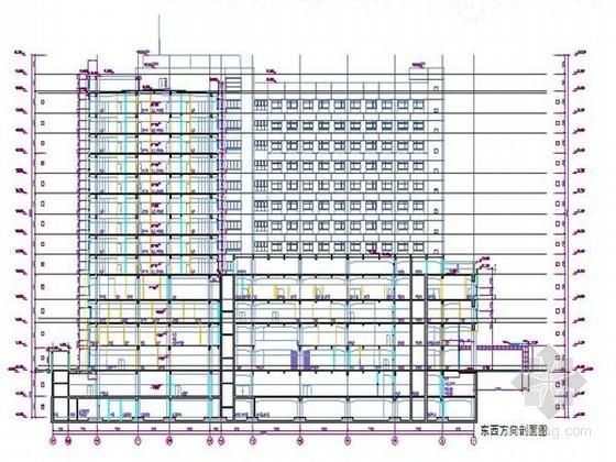 [北京]高层医疗建筑外悬挑单排钢管脚手架施工方案