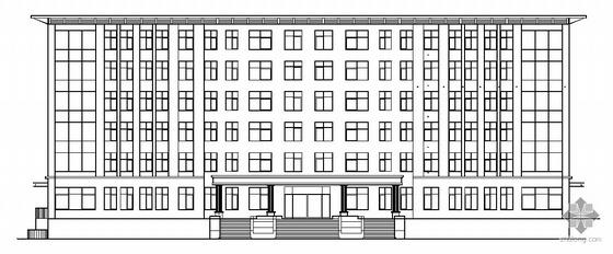 [毕业设计]郑州市某集团框架结构办公楼建筑施工图(带任务书及开题报告)