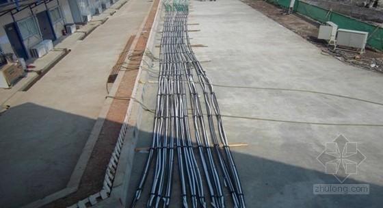 基坑锚索及腰梁施工方案(深基坑)