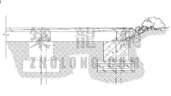 木地坪剖面详图(1)