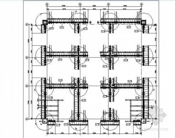 [广东]超高层金融中心底板钢板剪力墙支架预埋工程施工方案