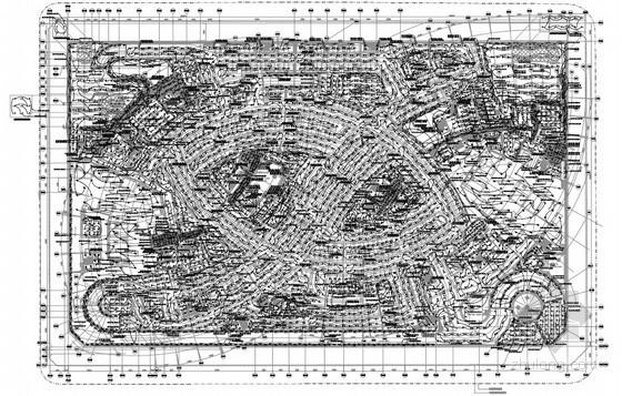 [大连]37万平大型购物广场全套电气施工图692张(知名项目,大院设计)