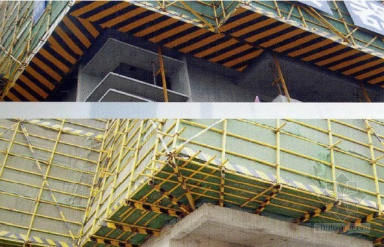 建筑工程施工现场安全文明标准化管理指引手册(多图)