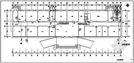 [河北]某公司办公楼水暖设计施工图