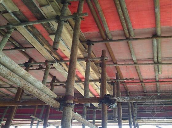 [贵州]部分框支剪力墙结构商住楼模板安全专项施工方案