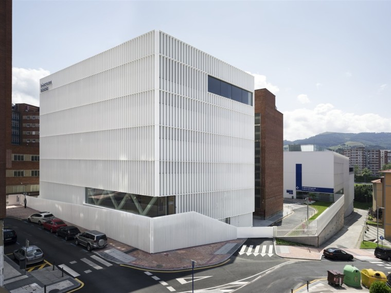 西班牙BioCruces生物研究所总部