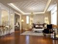 现代欧式室内装饰效果图,实在是美到窒息!