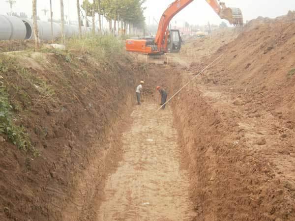 路桥微课:排水管道明开施工方法及技术措施(1个特权畅听)