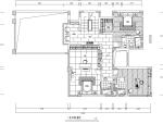 上海某三层高档别墅室内精装施工图(68张)
