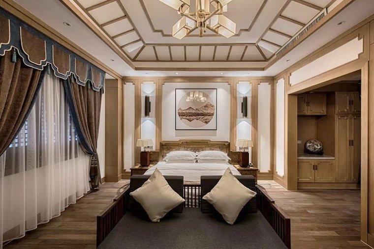 隐于白茶城中的合院酒店-4