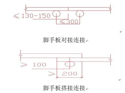 型钢悬挑外脚手架安全专项方案(高层框架剪力墙)