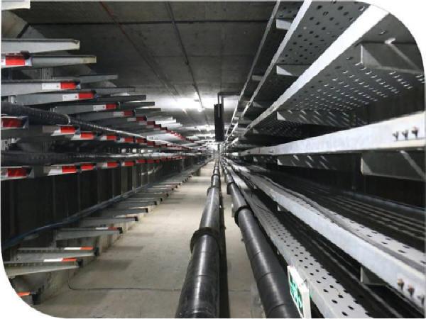 城市地下综合管廊信息化建设探讨