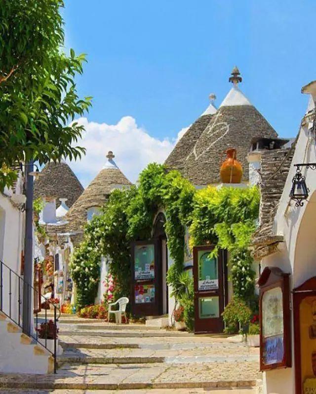 世界上最美的7个鲜花小镇子,这辈子一定要去一次!_5