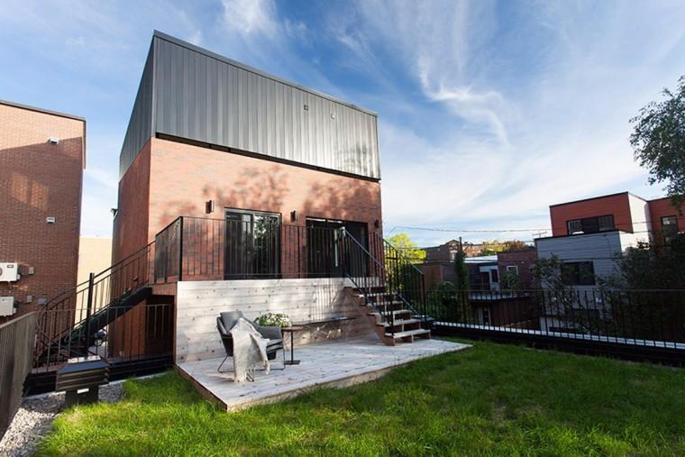 古纳复式公寓翻新成独立住宅