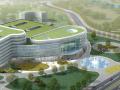 [广州]深圳聚龙医院景观设计(含建筑设计)