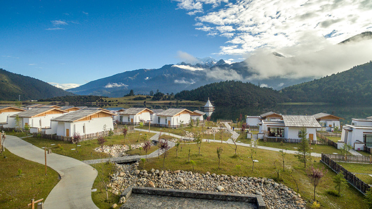 西藏林芝鲁朗度假酒店-2