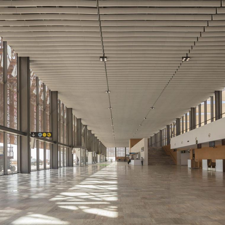 摩洛哥可拓展性盖勒敏机场内部实景图 (21)