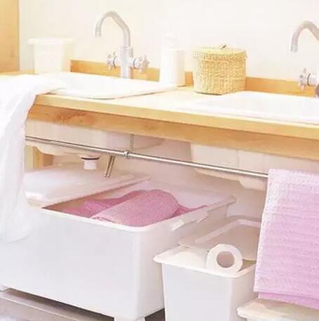 节省浴室空间的好设计!值得一看!_4