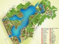 [长沙]国际生态温泉休闲旅游度假区概念性景观规划设计方案