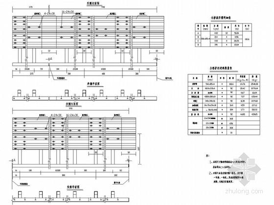 2×10m预应力混凝土简支空心板桥防撞护栏设计