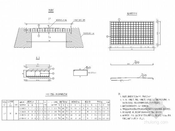 钢筋混凝土盖板涵施工图设计