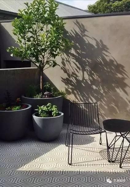 景观风水丨庭院围墙设计中的讲究_15