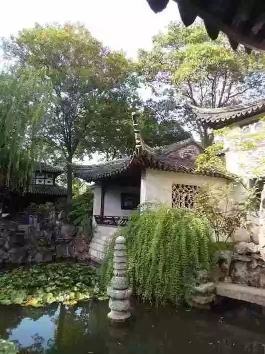 哪些园林可作为新中式景观的参考与借鉴?_23