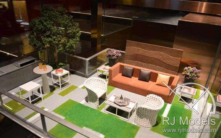 还在想怎么布置家里?模型给你一个直观的体验。-RJModels-室内设计建筑第1张图片