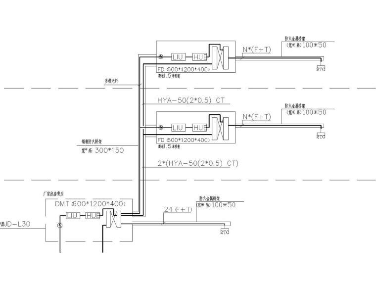 vrv空调系统资料下载-[山东]邹城市宏瑞商务中心水暖电设计、结构设计全套图纸(含VRV空调系统)
