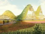 """[北京]""""都会农业""""生态城市规划设计方案"""