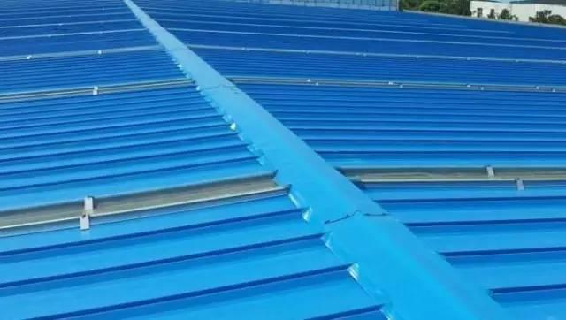 彩钢瓦屋面施工方案