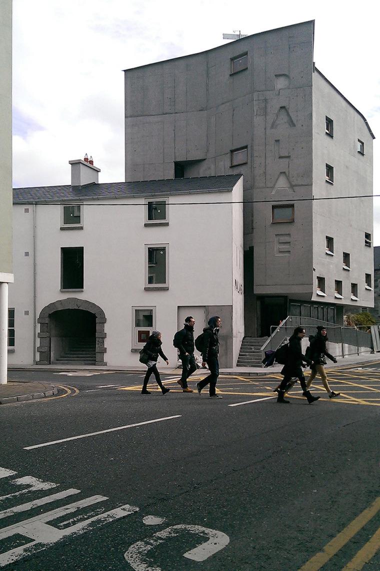 爱尔兰戈尔韦艺术电影院
