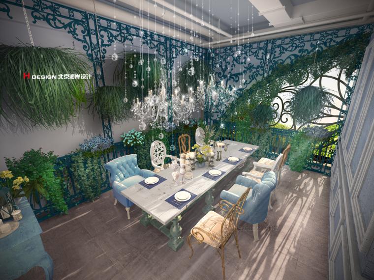 咖啡厅设计公司推荐-海岸咖啡厅设计_4