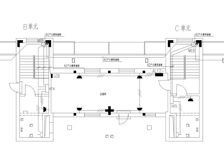 VV住宅资料下载-12层住宅8项电气设计内容施工图(包括宽带网系统、可视对讲系统)