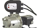 增压泵的原理说明