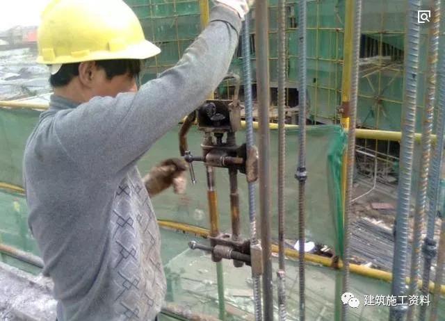 技术交底——钢筋电渣压力焊