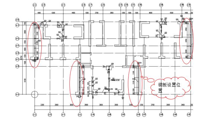 钢板混凝土剪力墙施工工法
