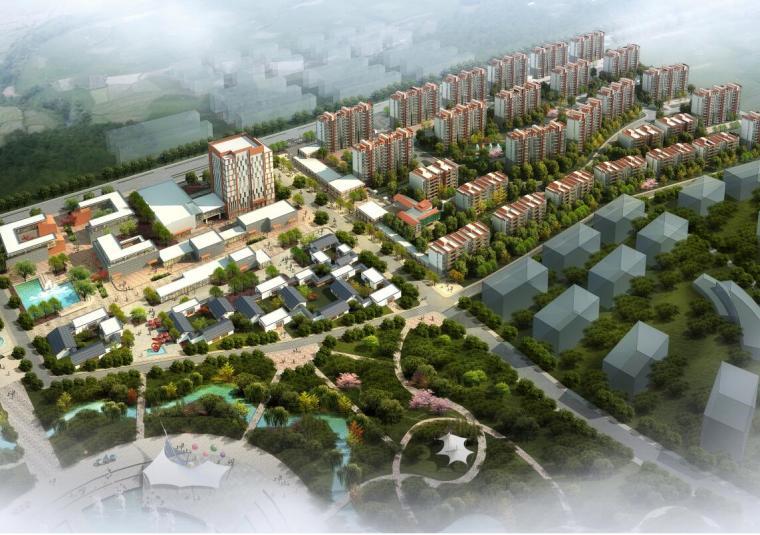 [江西]某休闲港焦头港沿岸整治规划文本设计方案(包含+JPG+92页)