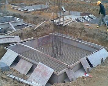 独立基础施工工艺介绍