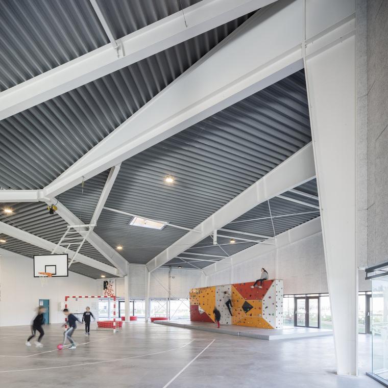 丹麦Ørestad多功能体育中心-13