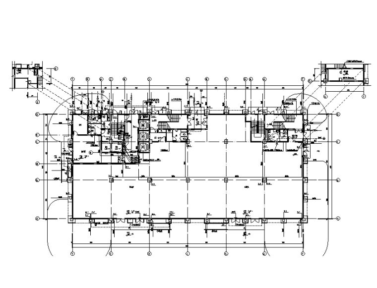 青岛大型住宅区给排水设计施工图