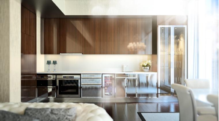 [深圳]现代风格样板房住宅空间设计效果图[深圳]现代风格样板房住宅空间设计效果图