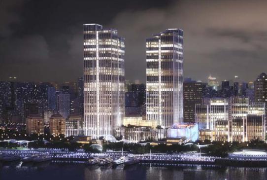 上海外滩国际金融服务中心超限塔楼结构抗震设计