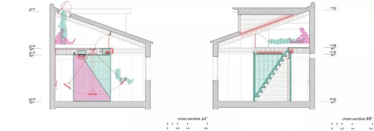不足60㎡的小空间,如何设计能做到处处高逼格?_23