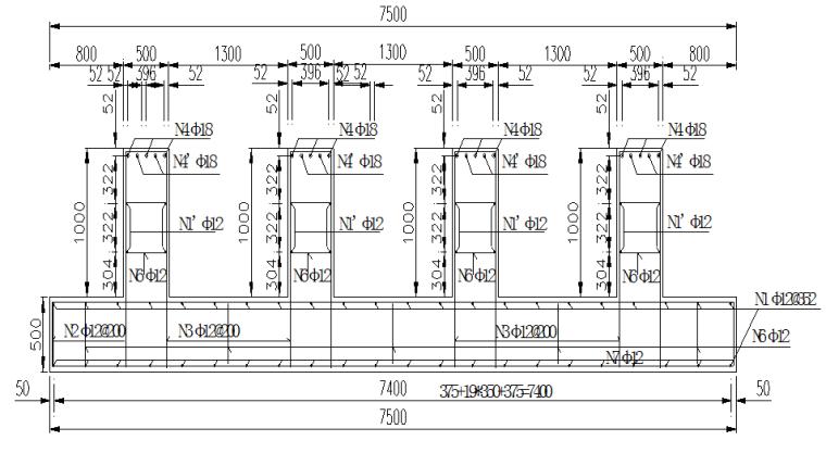 [四川]铁路客运专线箱梁预制实施性施工组织设计(单箱双室等高度简支箱梁)