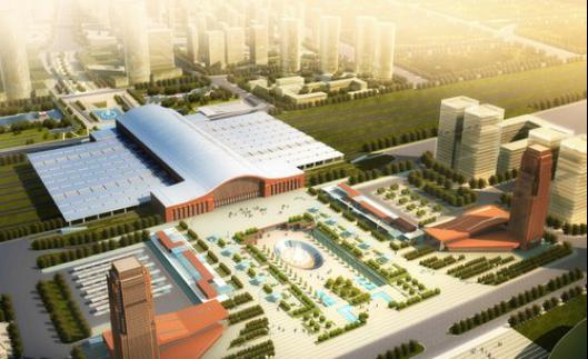 哈尔滨西客站站房及雨棚钢结构工程施工方案(111页,图文详细)