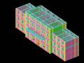 利用PKPM进行多层框架结构设计的主要步骤