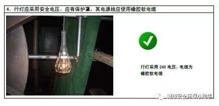 一整套工程现场安全标准图册:我给满分!_33