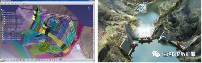 大型水电站枢纽工程BIM设计与应用